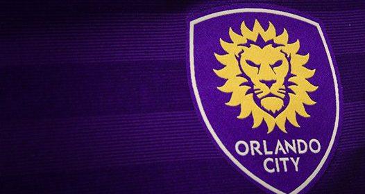 Orlando City Lion Badge